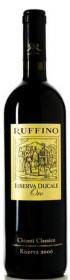 Ruffino riserva ducale gold lable