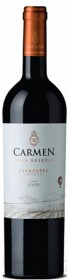 Carmen grand reserve cabernet sauvignon