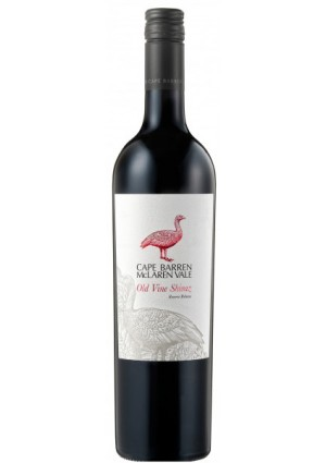 OLD VINE RESERVE MC LAREN VALE SHIRAZ 2010