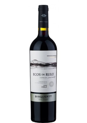 Bisquertt Single Vineyard Ecos de Rulo Carmenere