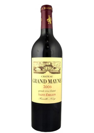 Chateau Grand Mayne Saint Emillion Grand Cru Classe