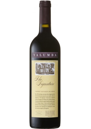 Yalumba 'The Signature' Cabernet Shiraz